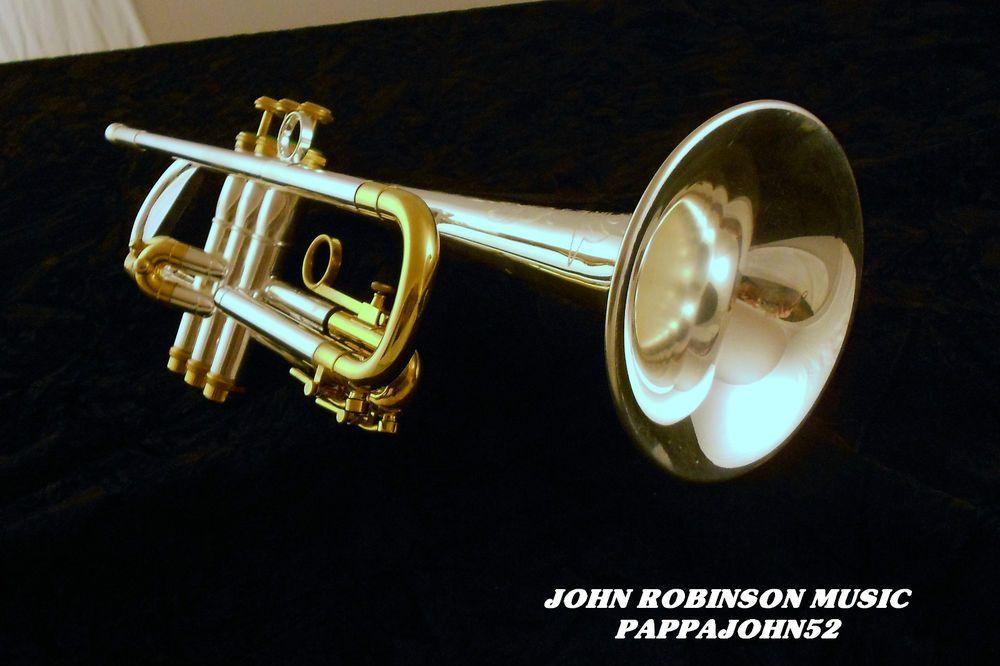 OLDS AMBASSADOR Bb Trumpet FE OLDS & SON LA 1950 CUSTOM