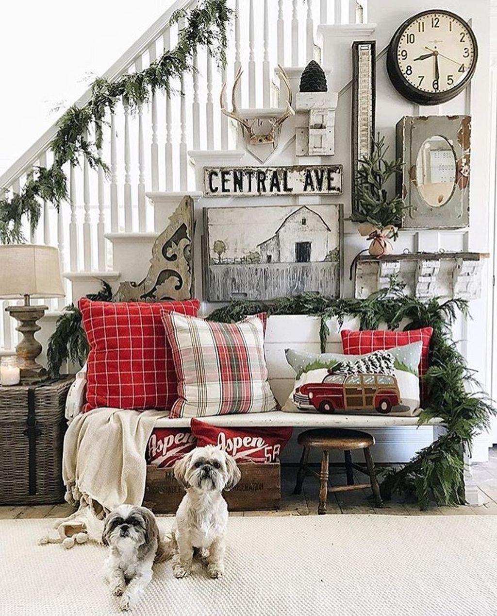 39 Awesome Farmhouse Christmas Ideas Christmas