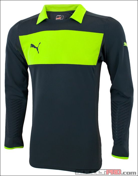 bc1e8f736 Puma PowerCat 1.12 Keeper Jersey - Dark Shadow...$44.99 | Goalie ...