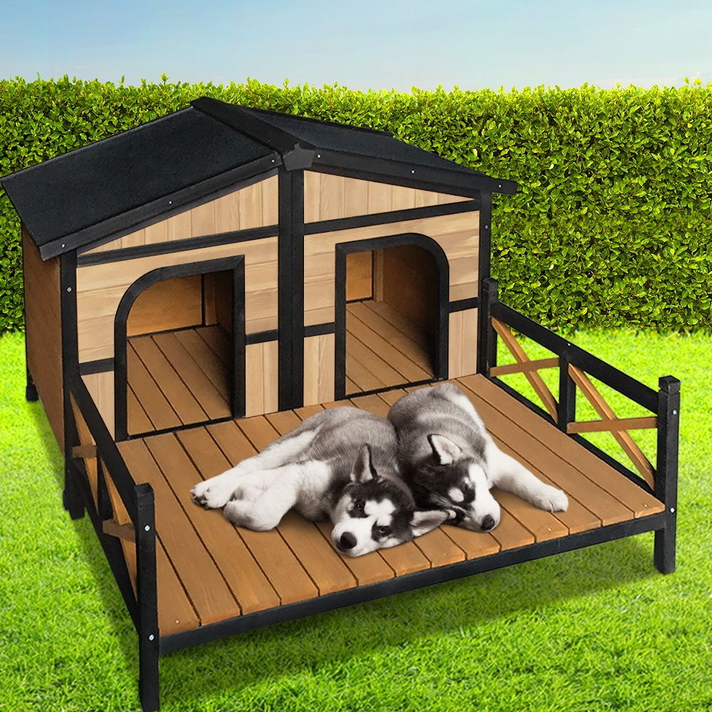 I.PET EXTRA EXTRA LARGE WOODEN PET KENNEL in 2020 Pet