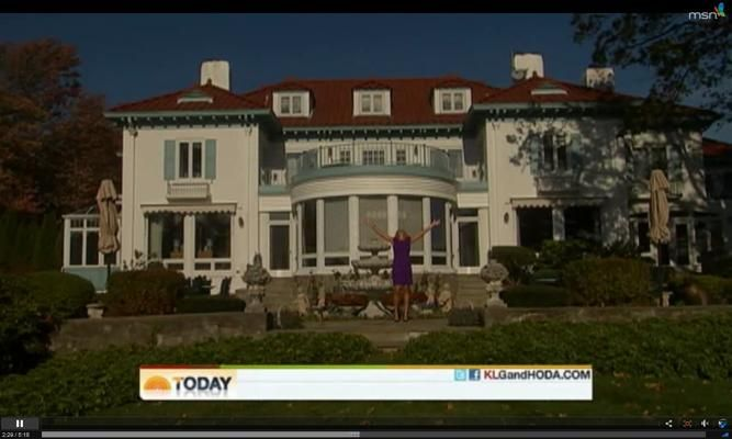 Lifestyle Design Hoda Kotb Celebrity Houses House Kathie Lee