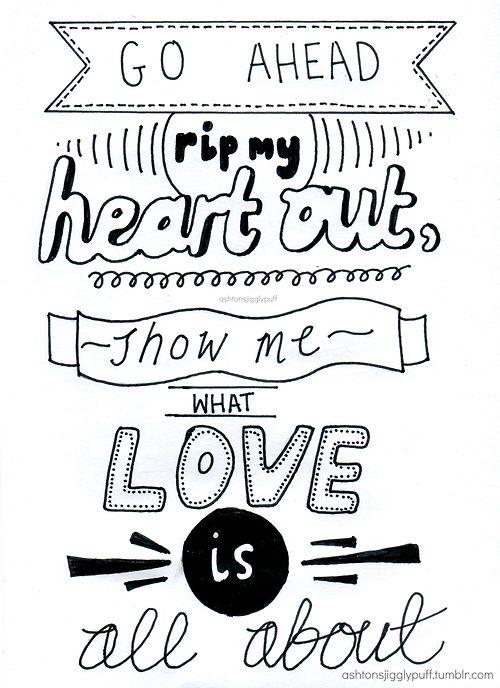 If You Don't Know | Bands ♥ | 5sos lyric art, 5sos lyrics