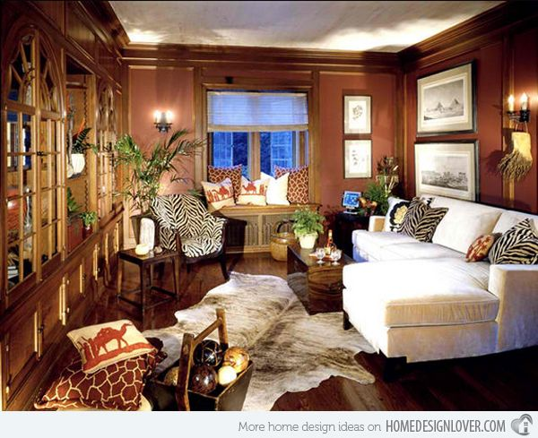 African Living Room Designs Enchanting 17 Awesome African Living Room Decor  African Living Rooms Room Design Decoration
