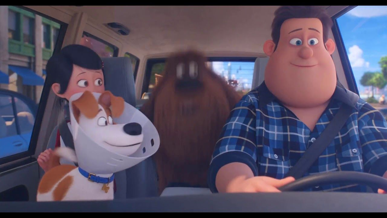 The Secret Life Of Pets 2 2019 I Liam Max Duke Funny Scene Best Fu Funny Scenes Funny Movies New Trailers