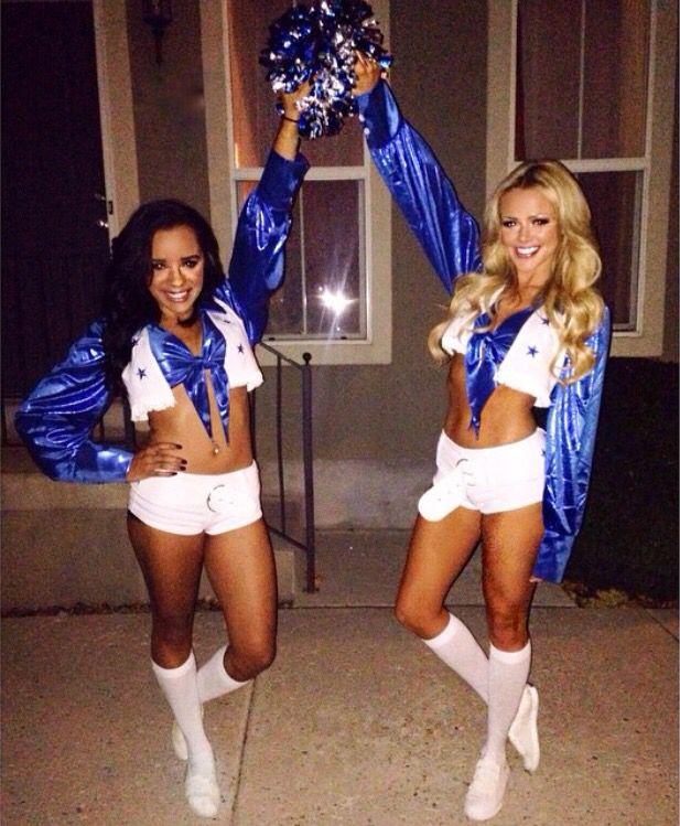 Halloween Costume Cheerleaders  Halloween  Last Minute -8183