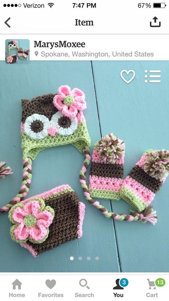 Owl hat, leg warmers and diaper cover pattern | Piernas, Patrones y ...