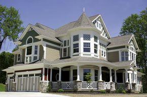 Plan 23167jd Impressive Luxurious Victorian House Plan Victorian House Plans Victorian Homes House Plans