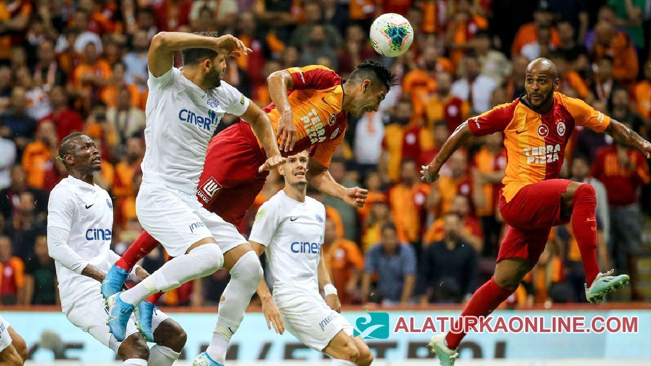 Galatasaray 1 Kasimpasa 0 Mac Ozeti Izle Mac Izleme Kaleci