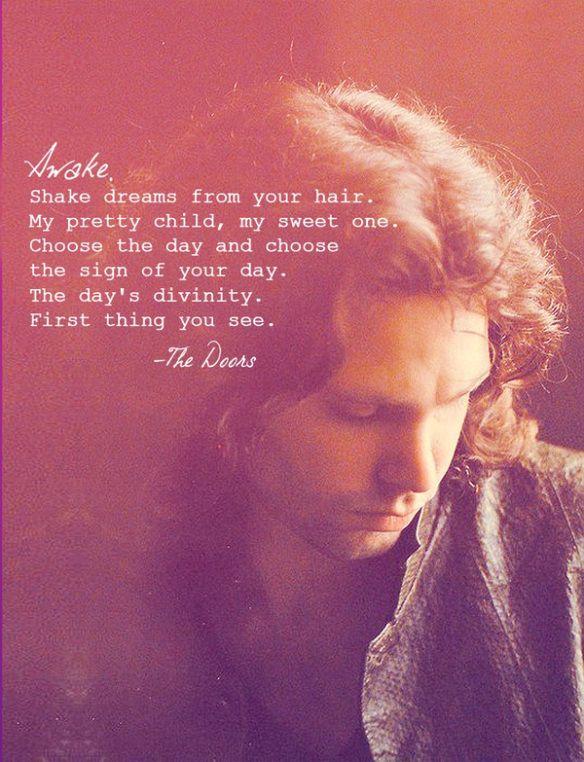Awake - Jim Morrison - The Doors