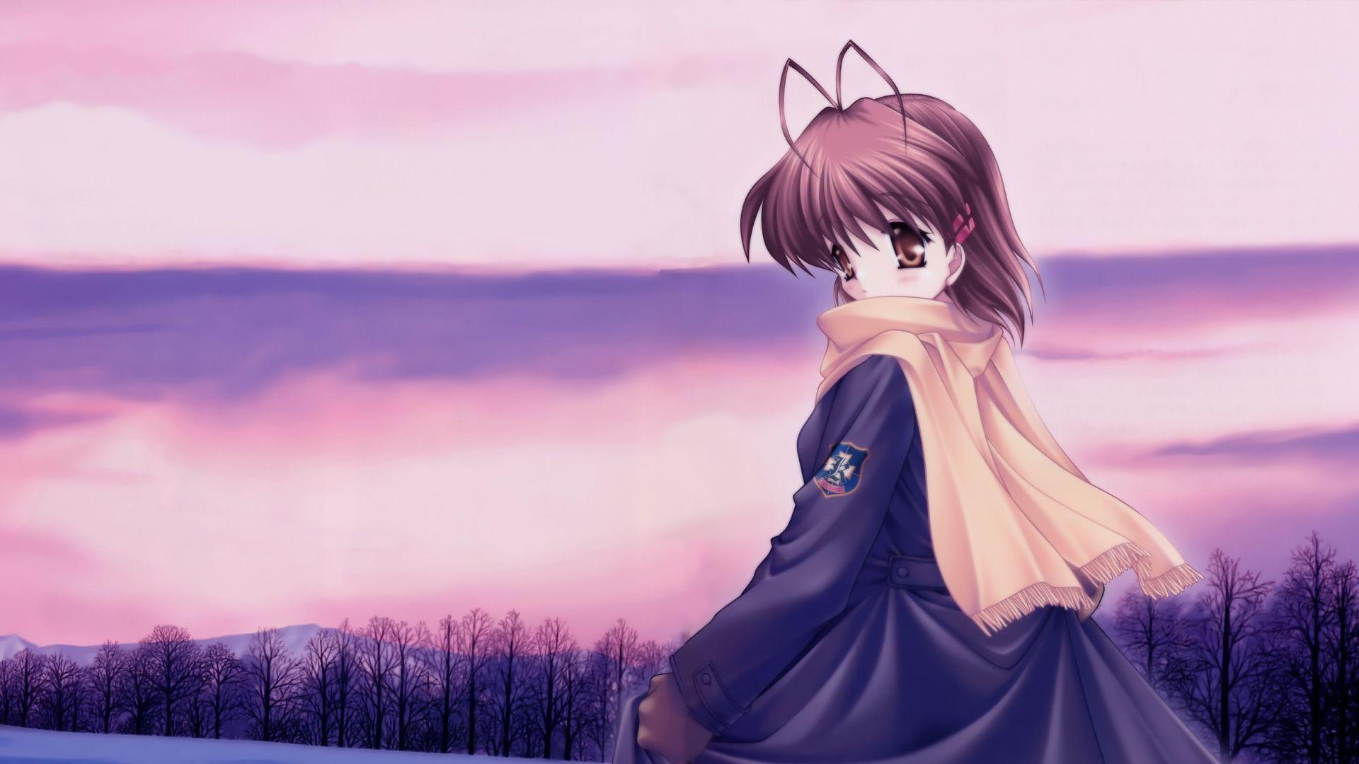 Clannad Wallpaper Anime Clannad Girl Wallpaper
