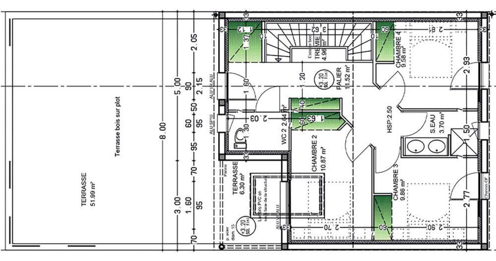 maison Angus IGC Construction Plans maison Pinterest - simulation maison a construire