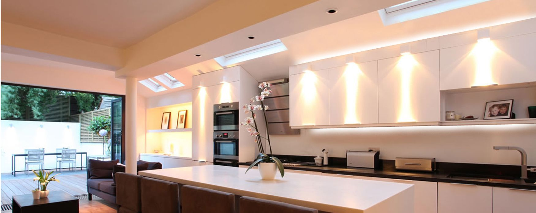 Küchenleuchten Bright Kitchen Led Tape Simplelighting Co Uk Home