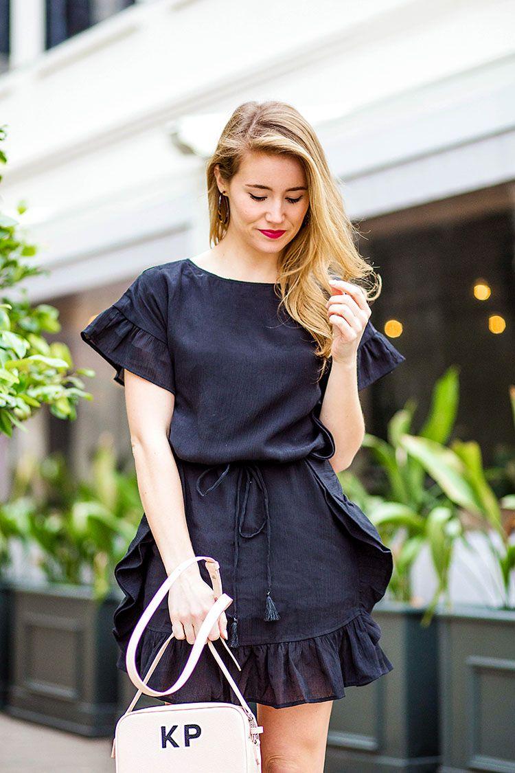 Southern Black Dresses