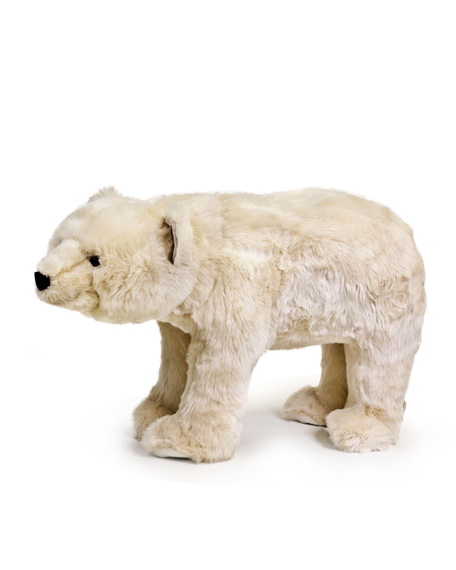 standing christmas polar bear balsam hill
