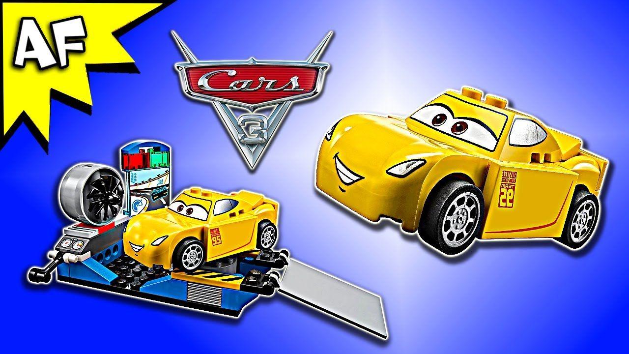 Lego Cars 3 Cruz Ramirez Race Simulator 10731 Speed Build