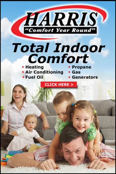 Harris Comfort Harris Comfort Total Indoor Comfort Heating