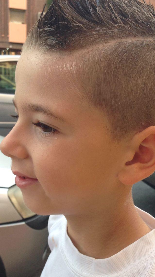 Ideas bonitas para peinados de niño Colección De Consejos De Color De Pelo - Pin on Peinados chico