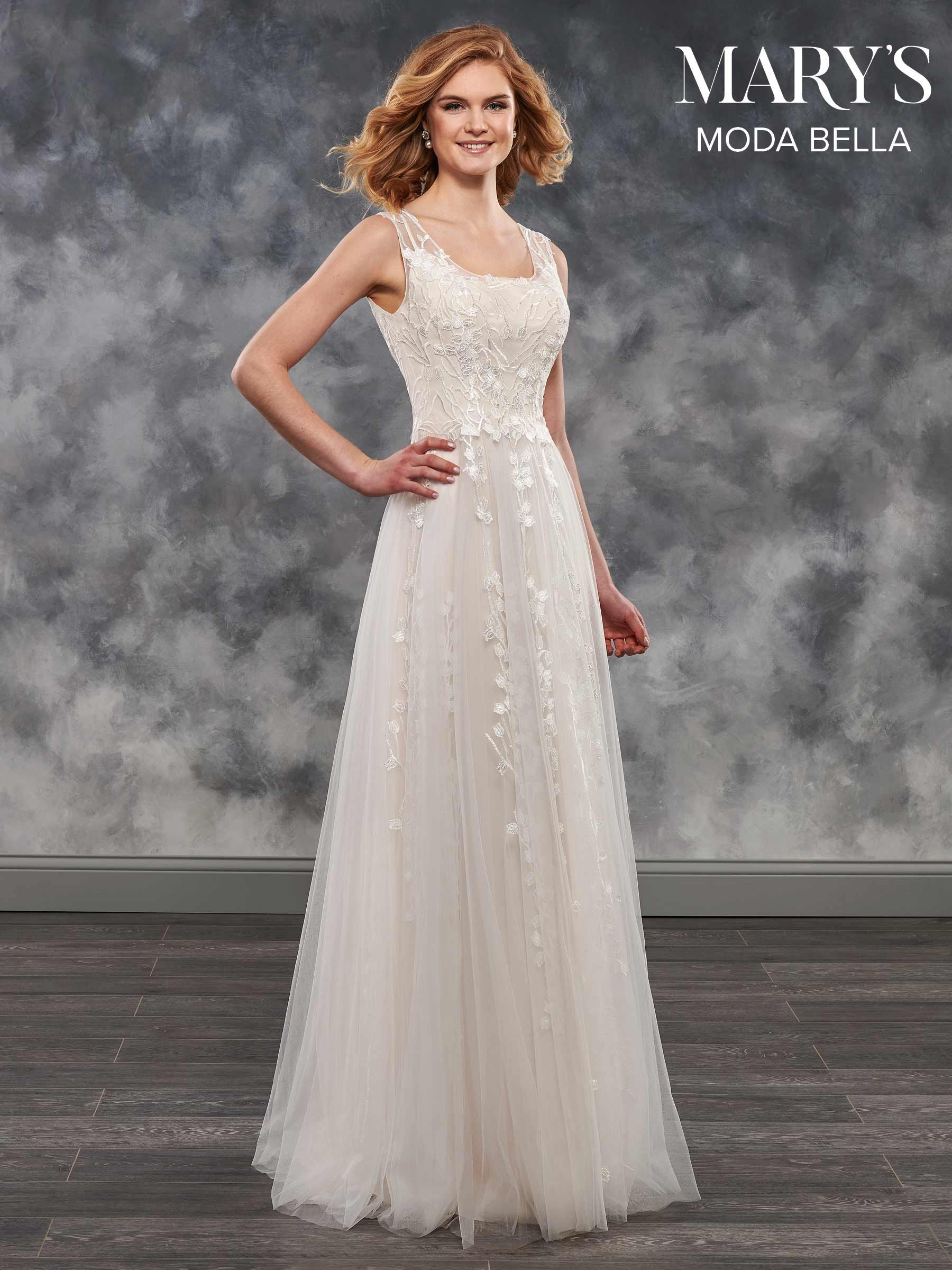 Moda Bella Bridal Dresses Style Mb2033
