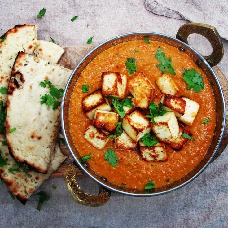 Paneer Tikka Masala Recipe: Authentic Vegetarian Indian Curry #indianfood