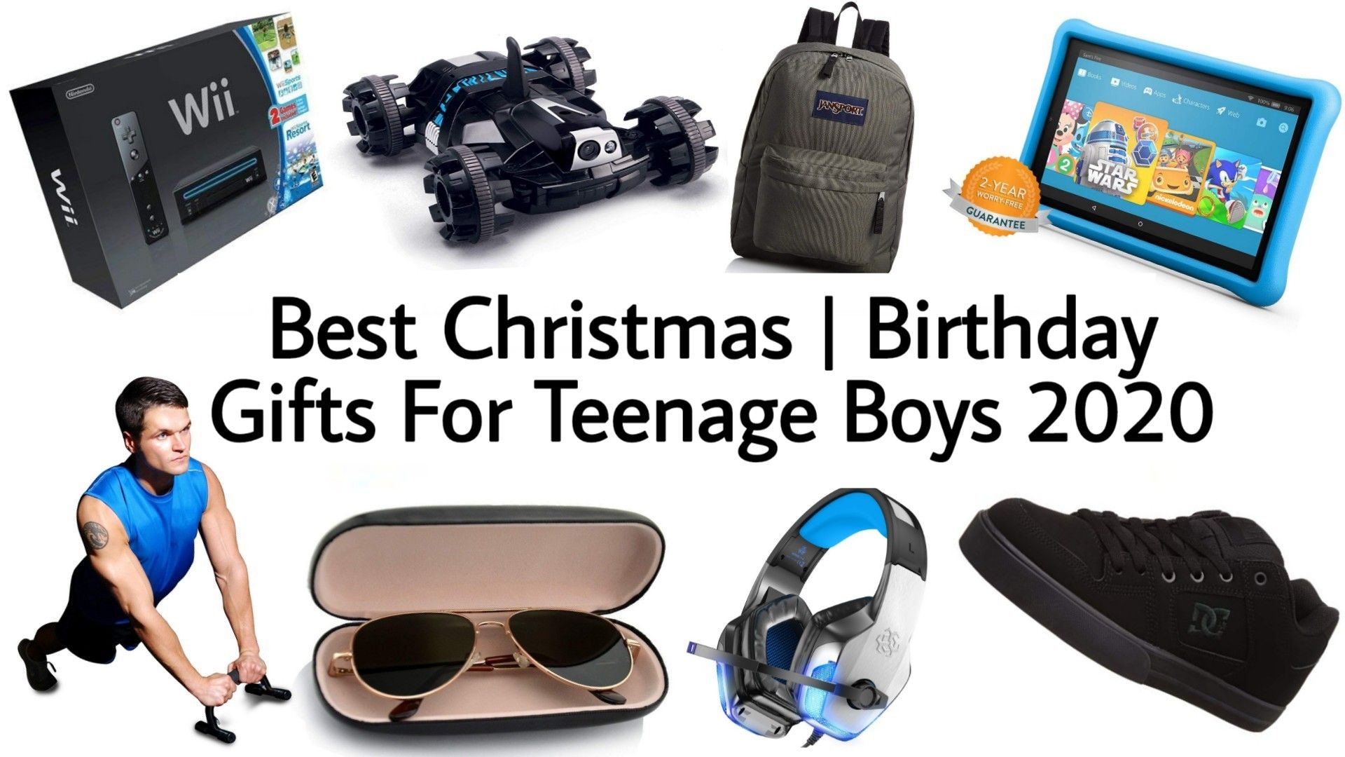 Pin on 2020 Gift Ideas For Teenage Boys