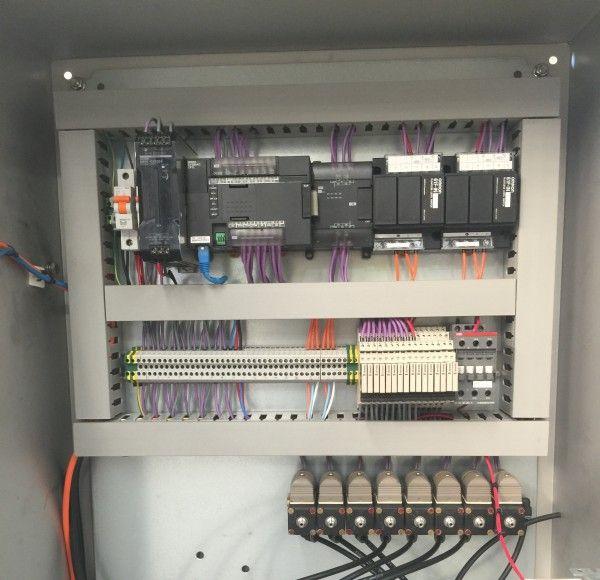Custom Electrical Control Panels Tableros Electricos Proyectos Electricos Escaleras Espirales
