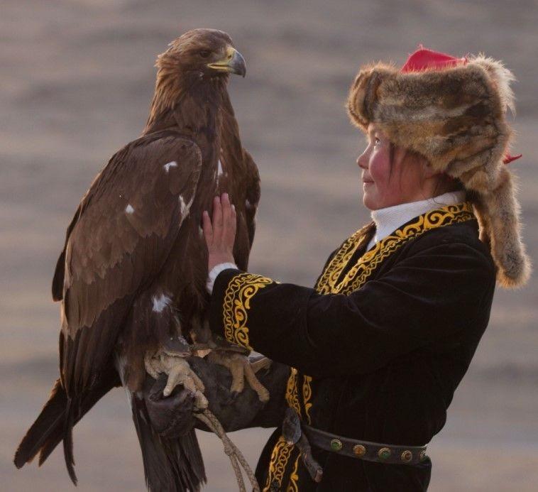 Z Ashol Pan 13 One Of Last 250 Mongolian Eagle Hunters