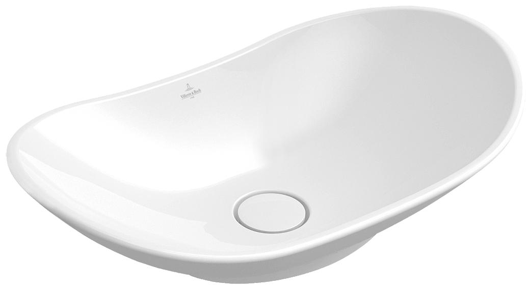 Villeroy Boch 411060r1 Aufsatzwaschtisch Aufsatzwaschbecken Waschbecken Gaste Wc