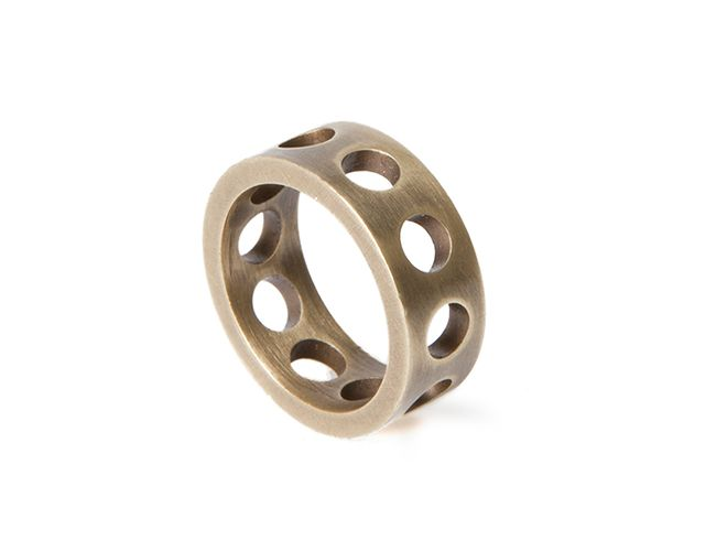 Perforated Ring - Single Row