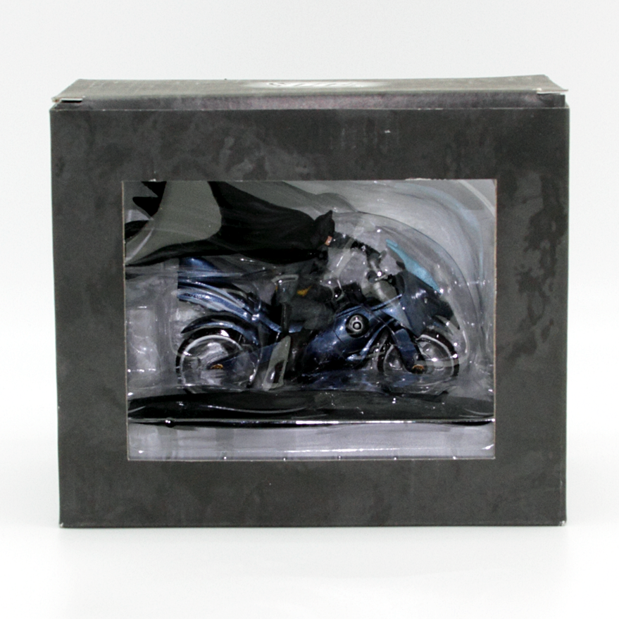 DC Direct Super Hero Collection Batman and the Batcycle