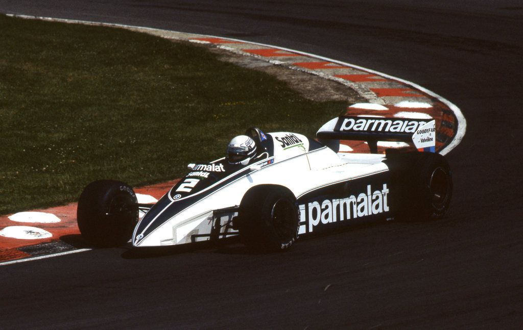 Riccardo Patrese, Brands Hatch 1982, Brabham BT50