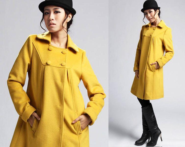 Ein elegant mantel