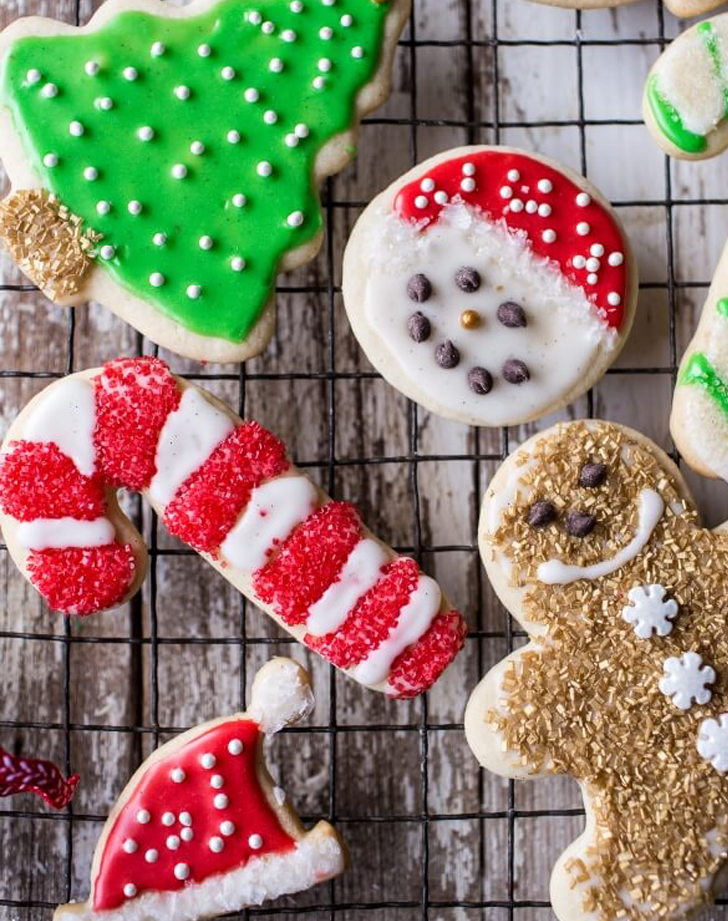 11 Easy Holiday Cookies Kids Can Help Make #RueNow