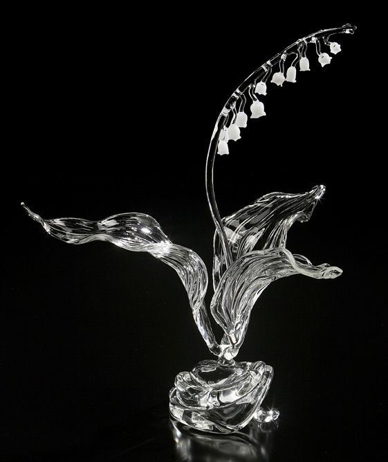 ice sculpture lily of the valley - Google otsing