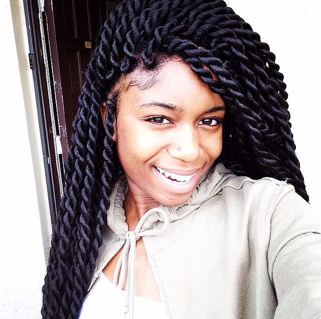 App To Try Hairstyles: Box Braids Hairstyles For Black