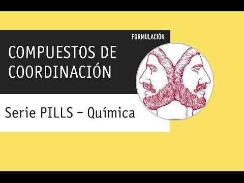 FORMULACIÓN COMPUESTOS DE COORDINACIÓN - YouTube
