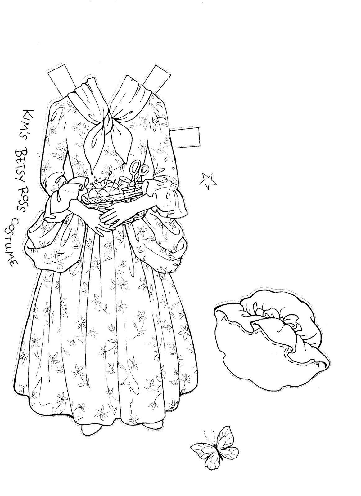 1978. Kim\'s Paper Doll Coloring Book. | recortar | Pinterest ...