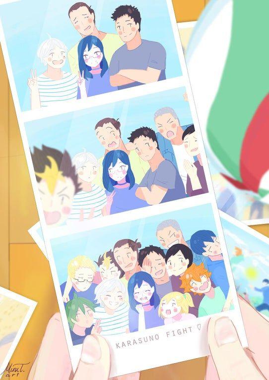 Karasuno Family