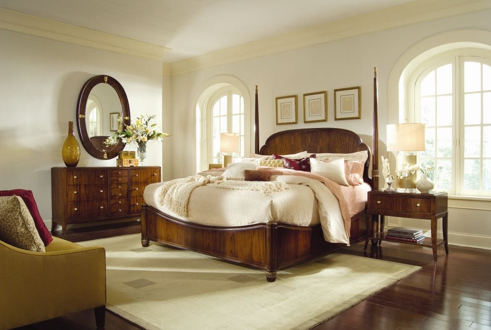 Bob Mackie Home Signature Poster Bedroom Set - American Drew ...