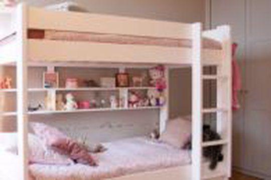 Chambre de fille  comment la décorer sans tomber dans le tout rose ?