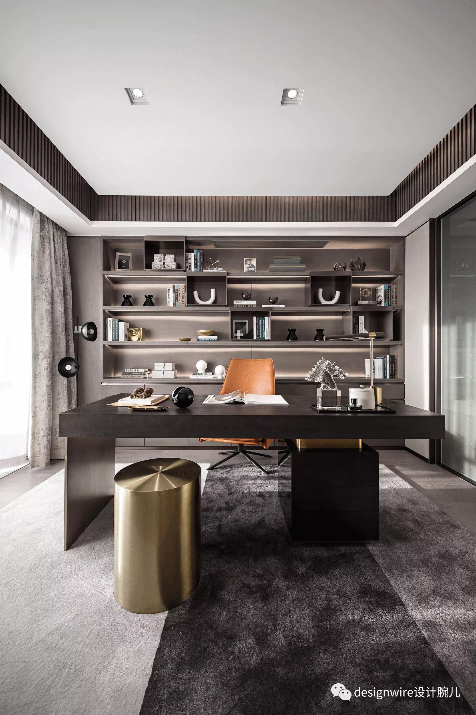 Coolest Mid Century Lighting Designs For Uk Www Delightfull Eu Visit Us For Interior Design Modern Office Decor Home Office Design Office Interior Design