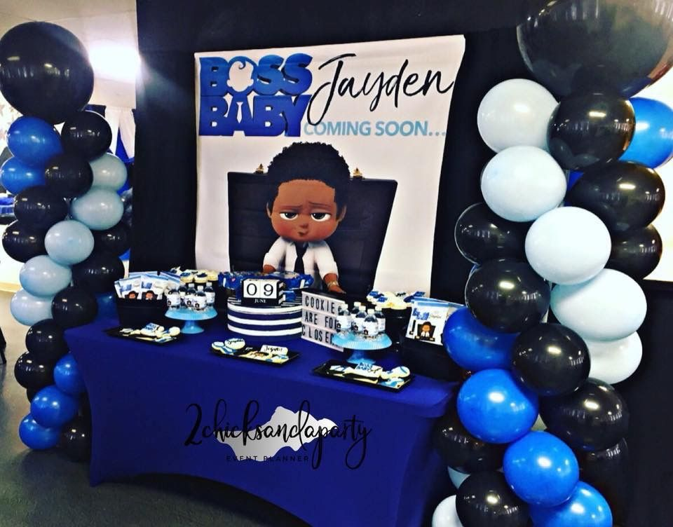 Boss Baby Babyshower Https Www Facebook Com 282495058750168