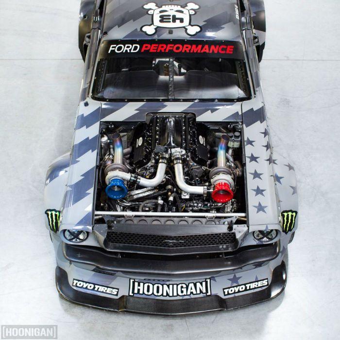 Hoonicorn V2 Mustang Ken Block Ken Block Drift Cars Ken Blocks