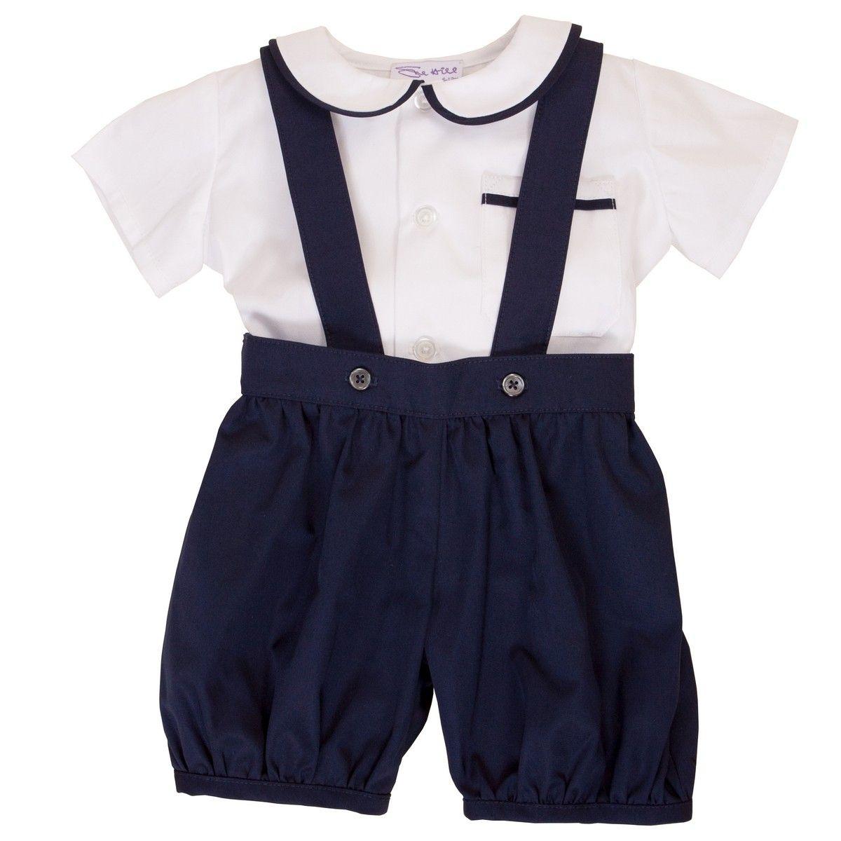 d13c899ee Baby Boy Romper Suit