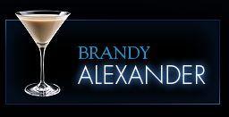 Brandy Alexander Recipe Frozen Brandy Alexander With Ice Cream