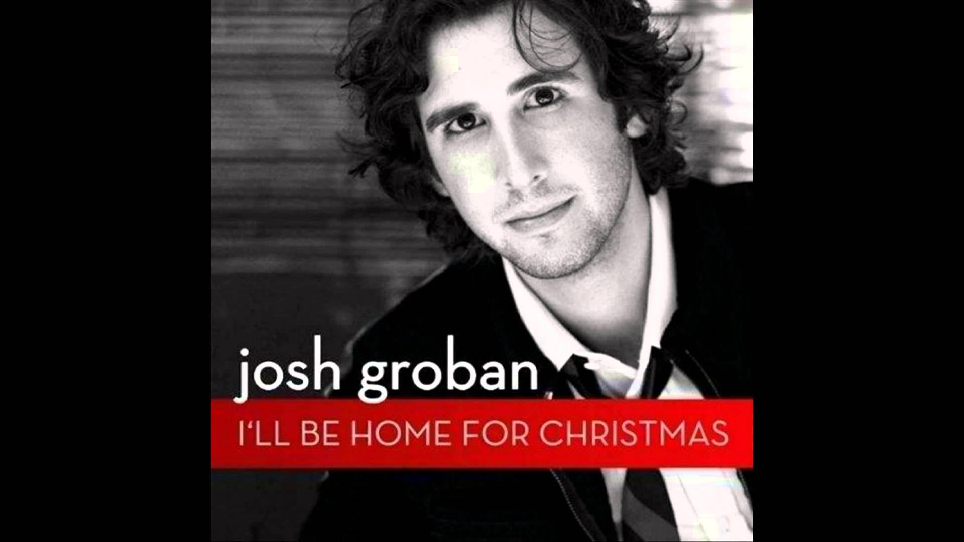 Josh Groban - I\'ll Be Home For Christmas (Single Version) [Live ...