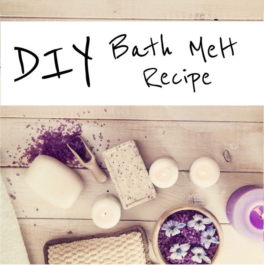 Favorite oils bath melt recipe with images bath