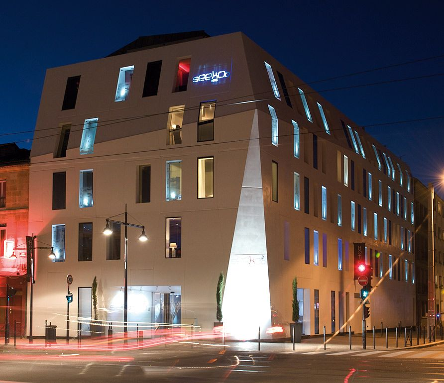 Bordeaux Vous Etes Comme Luxe Design Hotel Just Breathe Openness Wine