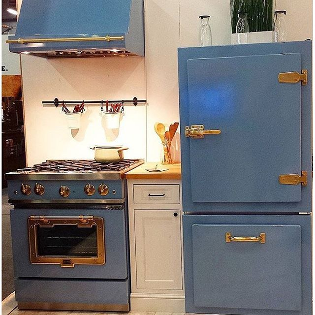 Happy Kitchen Happy Home The Big Chill Classic Fridge Will Be Launching At The End Of The Year W Retro Kitchen Appliances Retro Kitchen Big Chill Appliances