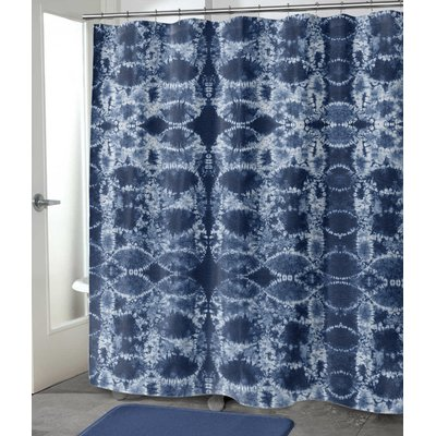 Bungalow Rose Frederica Single Shower Curtain Size 72 H X 70 W