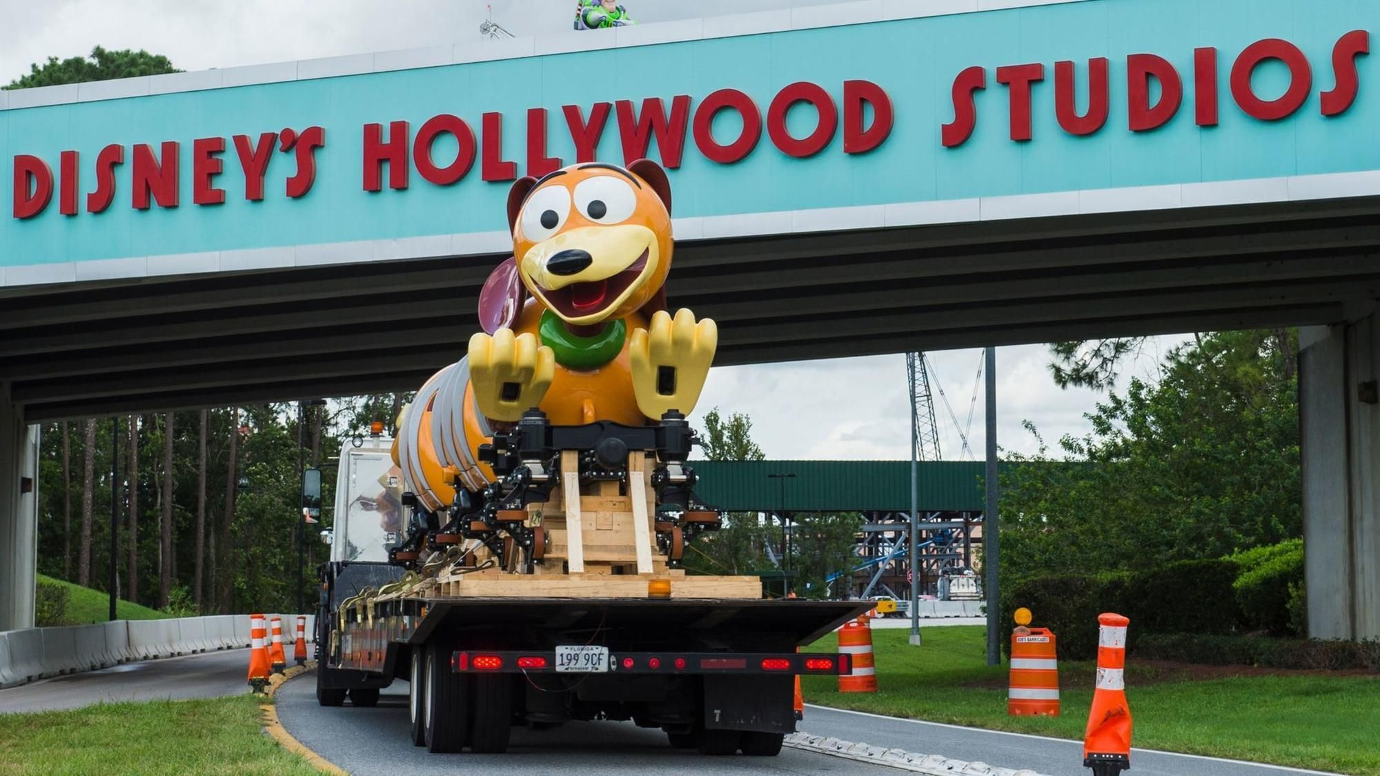 Disney park is hollywood studios for foreseeable future